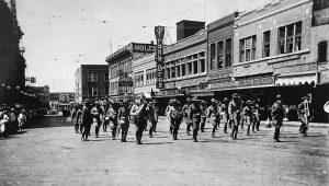 4th July Parade San Antonio 1920