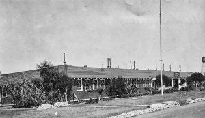 ASMS Headquarters Kelly Field 1 in 1920