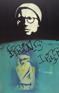 Graffiti, St. Galler-Ring, Basel