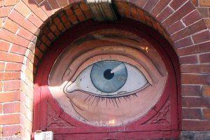das Auge von Ystad