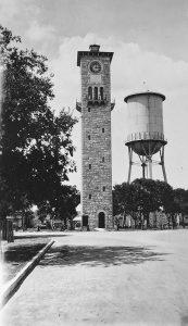 Clock Tower, Fort Sam Houston 1920