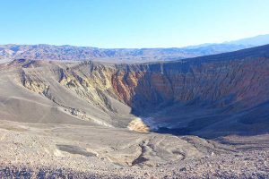 Death Valley, Ubehebe Crater