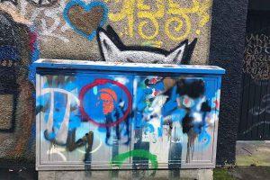 Graffiti, Basel
