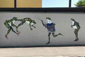 Graffiti, Binningen, In den Holeematten