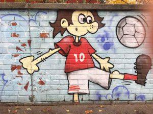 Graffiti, Holeestrasse, Basel