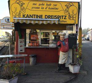 kleine Kantine in Basel, Dreispitz