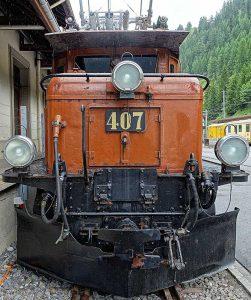 Lokomotive, Elektrolok