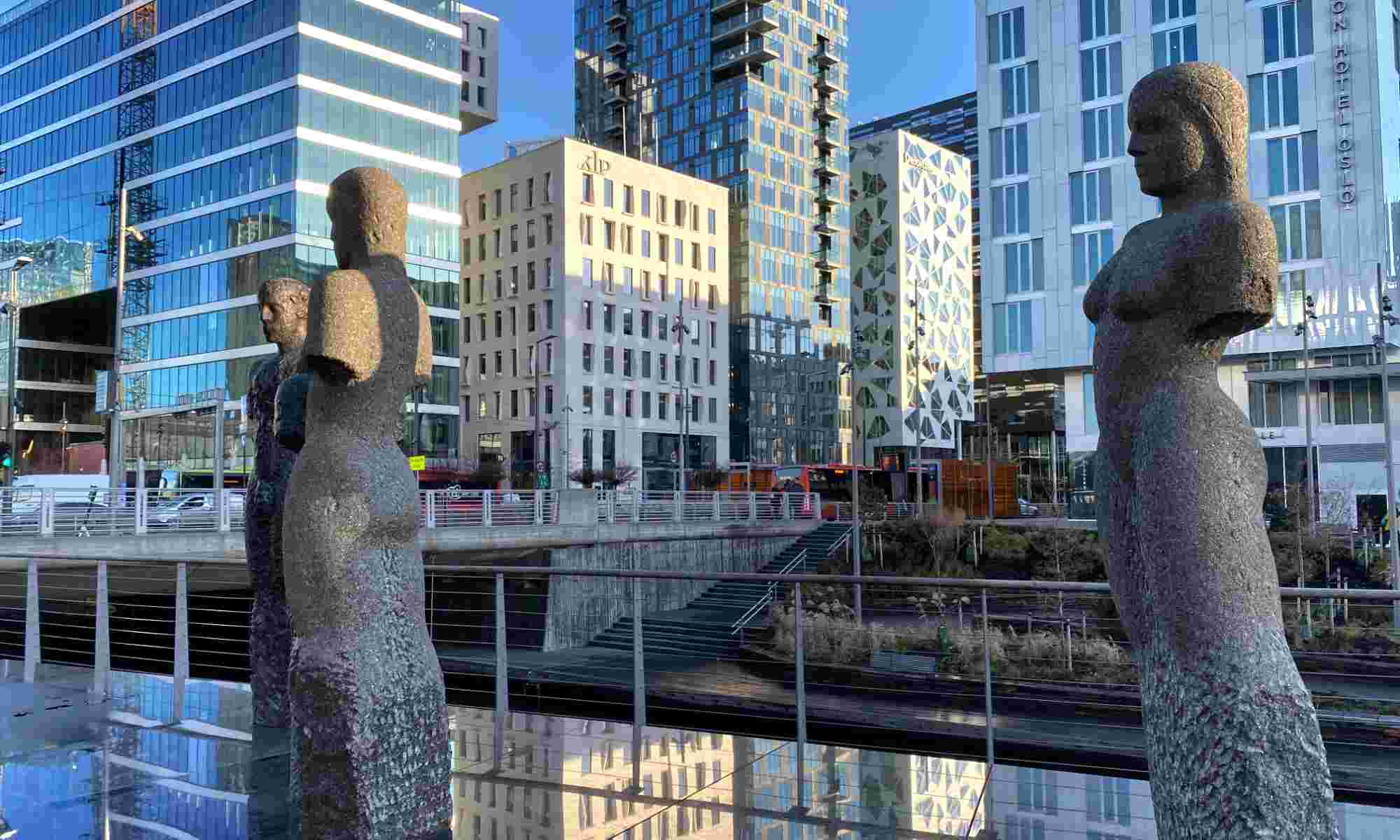 Oslo, Architektur, Norwegen