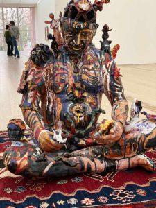 Skulptur von Pawel Althamer