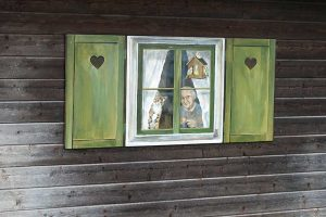 Hütte in Kandersteg