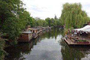 Berlin Flutgraben