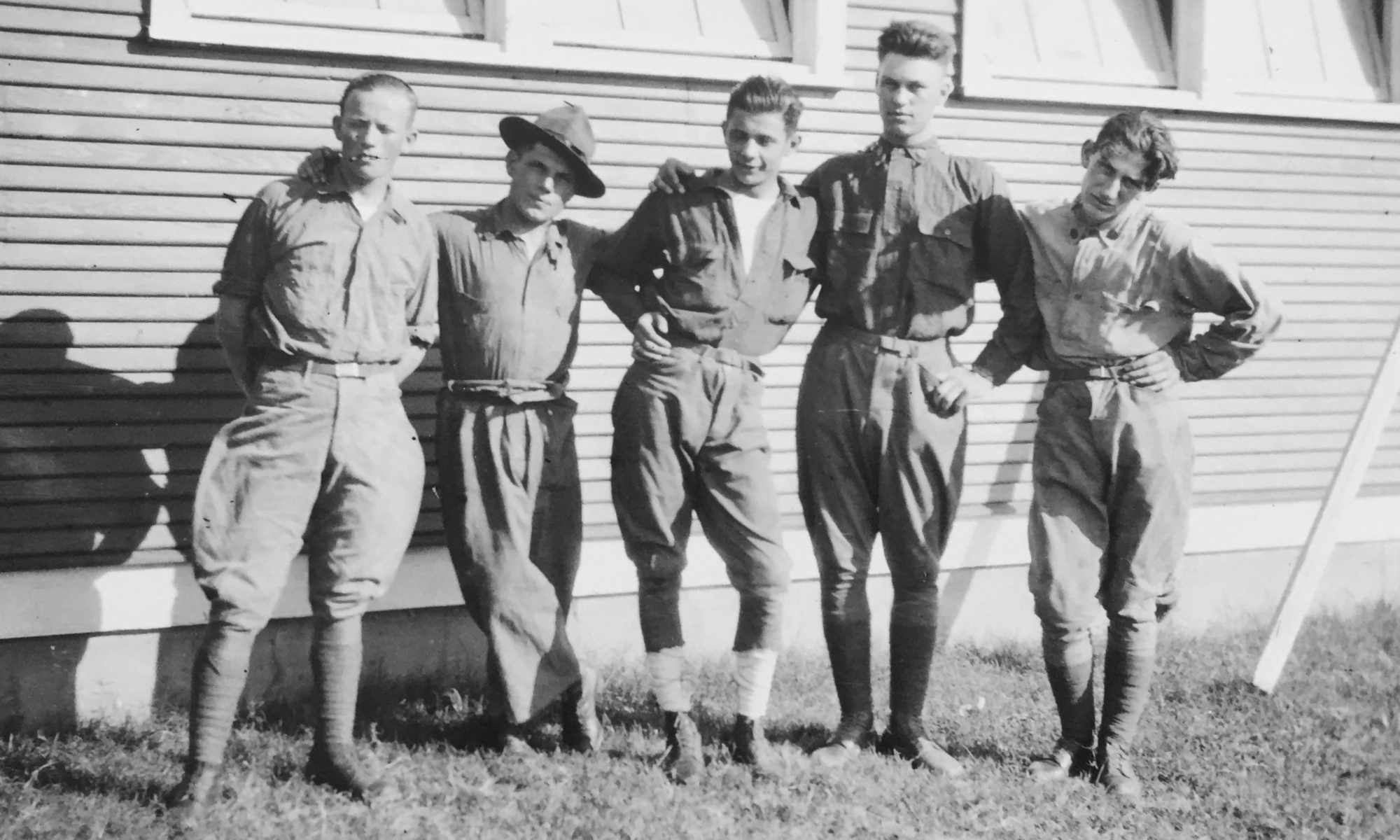 Kelly Field Team: Rahm, Diemmegard, Grebinsky, Green, May