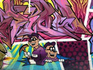 Graffiti Basel, Fasnachtsgasse