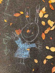 trassenmalerei Kinder Basel Marschalkenstrasse