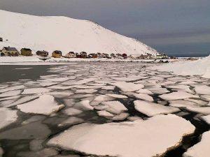 Magerøya, Honningsvåg, Norwegen