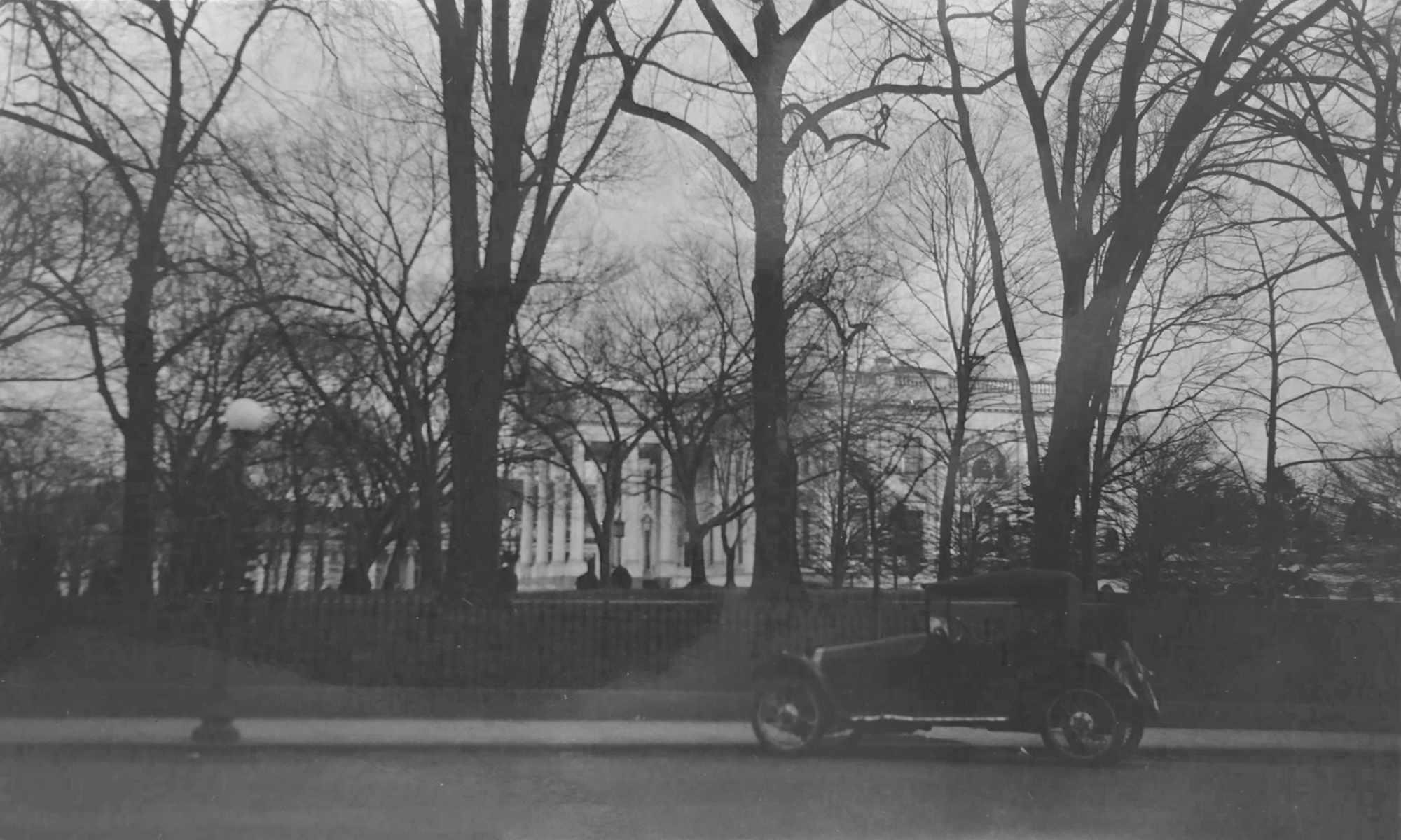 White House 1920