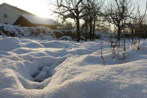 Jura, Winter