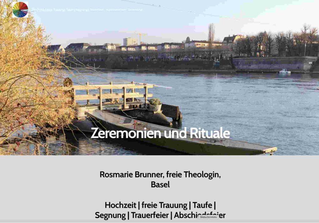 Website freie-theologin