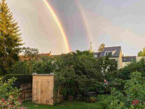 Regenbogen, Neubadquartier, Basel