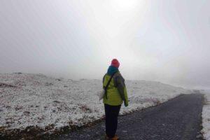 Nebel, Sunnbüel, Kandersteg