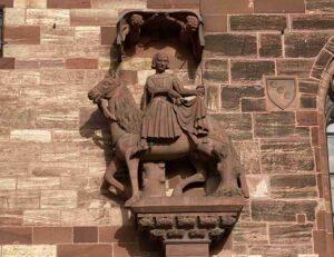 St. Martin, Basler Münster