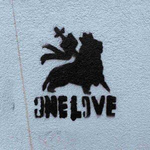 One Love, Rastafari, Reussstrasse Basel