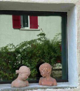 Fenster in Erschwil Baselland