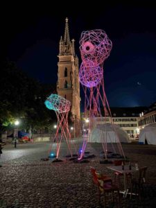 Basel, Münsterplatz