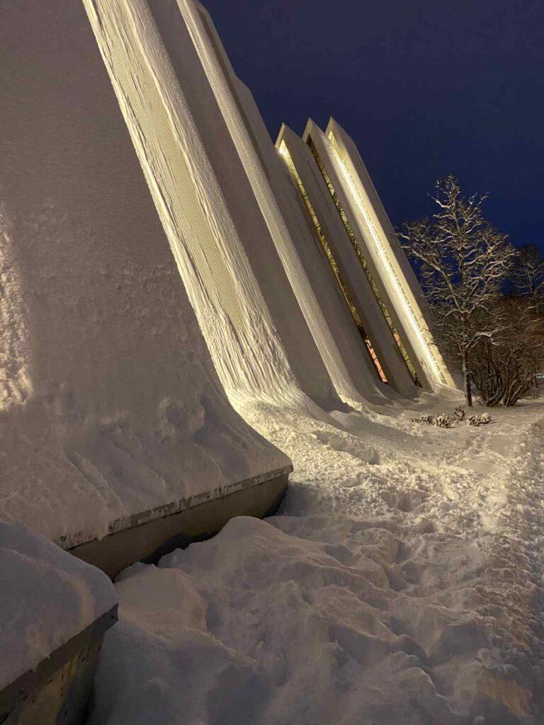 Eismeerkathedrale, Tromsø