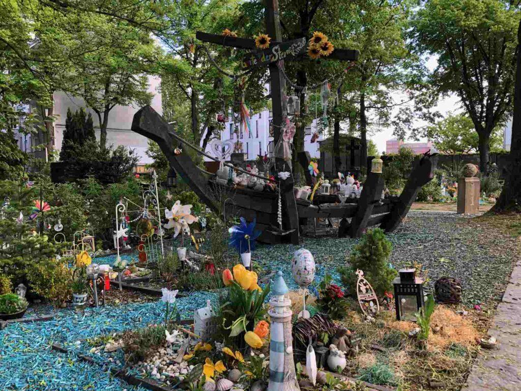Kinderfriedhof, Alter St.-Matthäus- Kirchhof Berlin
