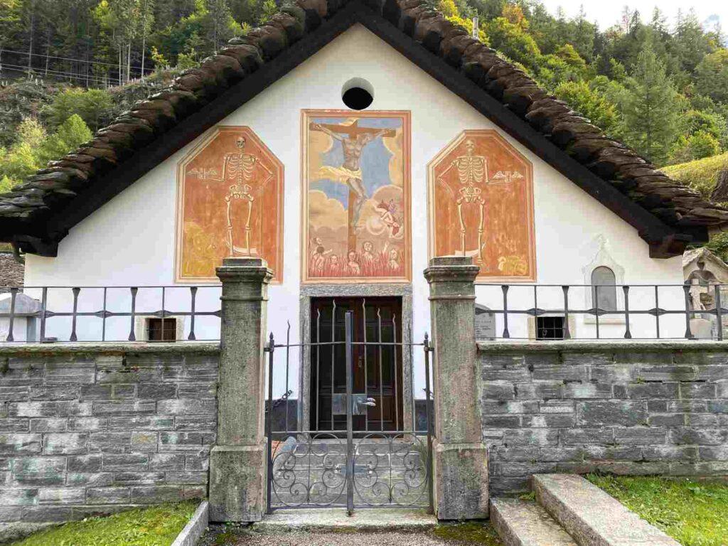 Friedhofskapelle Fusio