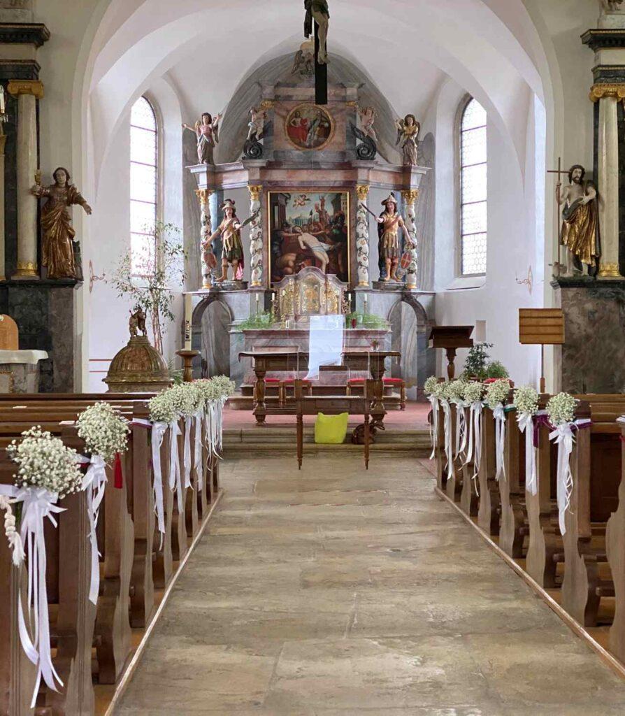 Kirche Rodersdorf